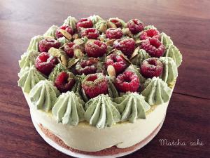 matcha-cake